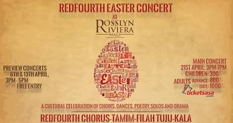 Redfourth Easter Concert At Rosslyn Riviera