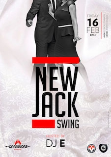 New Jack Swing at The Carnivore