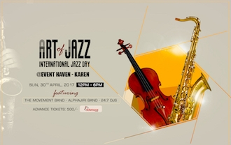 ART OF JAZZ - INTERNATIONAL JAZZ DAY!
