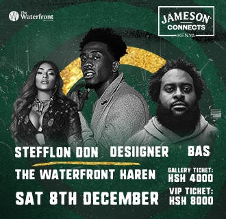 Jameson Connects Kenya 2018