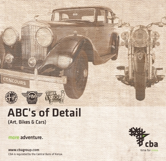 CBA Africa Concours d' Elegance