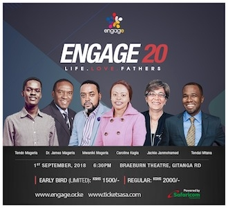 Engage 20: Life. Love. Fathers.