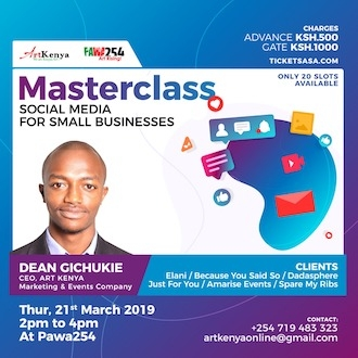 Social Media For Small Businesses : Masterclass