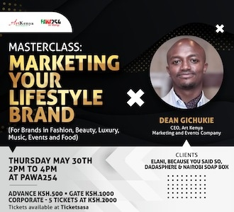 Masterclass : Marketing Your Lifestyle Brand