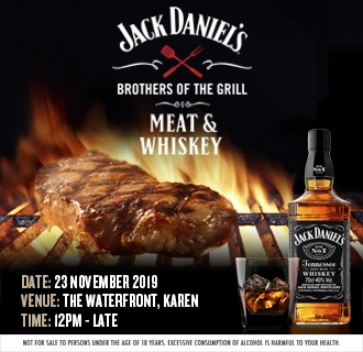 Jack Daniels Brothers Of The Grill 2019