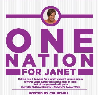 One Nation for Janet Concert