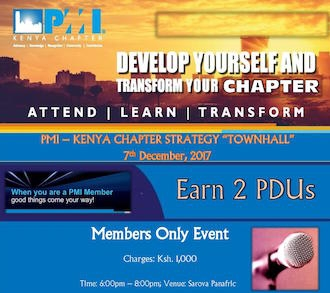 Develop Yourself and Transform Your Chapter