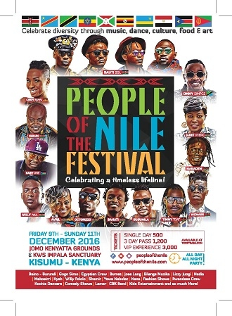 People of The Nile Festival