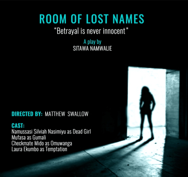 Room Of Lost Names