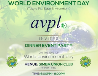 World Environment Day (Take a Pie, Save Environment)