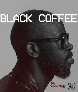 HYPE PRESENTS BLACK COFFEE