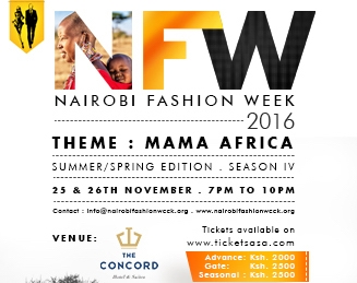 Nairobi Fashion Week Season IV Spring/Summer