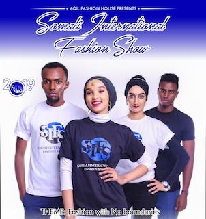 Somali International Fashion Show 2019