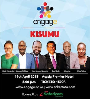 Engage Kisumu April 2018
