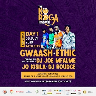 DAY 1: The 26th Edition of The Koroga Festival