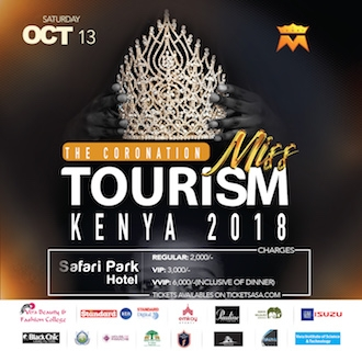 Miss Tourism Kenya 2018 Finals