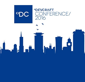 Devcraft Conference 2016