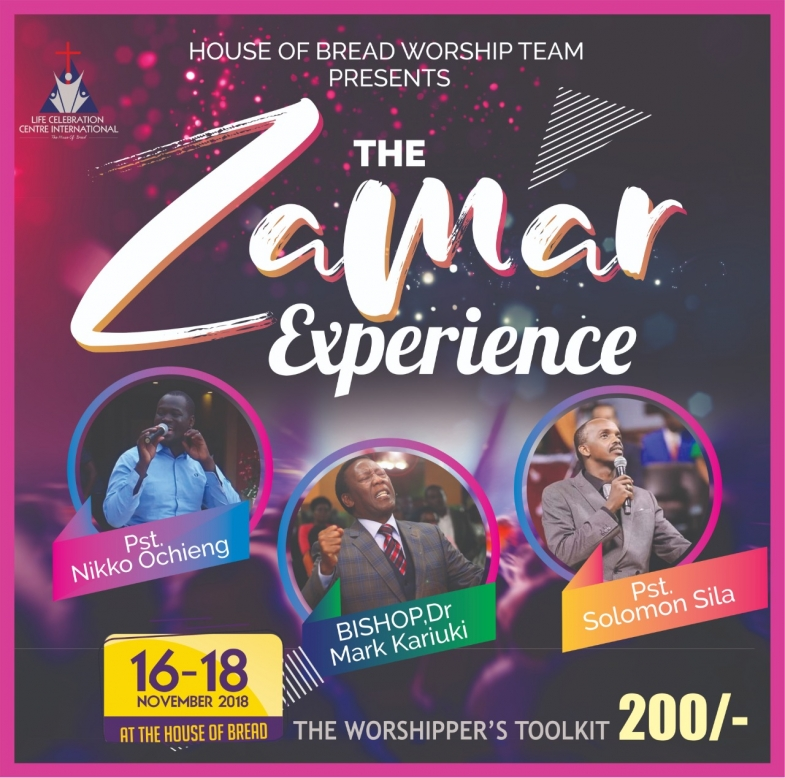 The Zamar Experience 2018