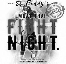 St Paddys Muay Thai Fight Night