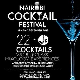 Nairobi Cocktail Festival 2018