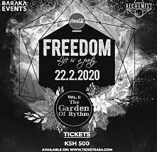 Freedom Volume 1: Garden of Rhythm