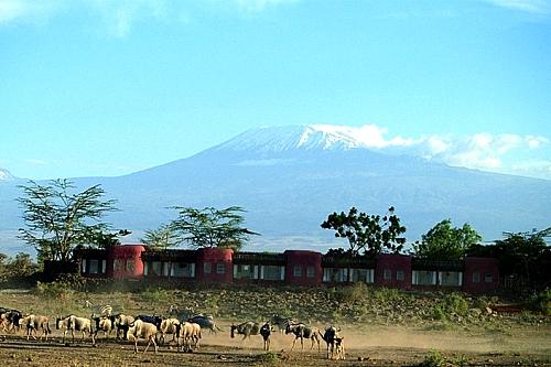 Bush Getaway to Amboseli Serena Safari Lodge- Safaricom Platinum
