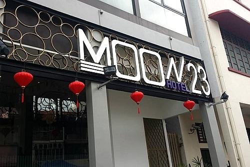 4 Days Vacation at Moon 23 Hotel