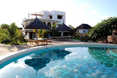 Beach Holiday to Kibali Villas Resort
