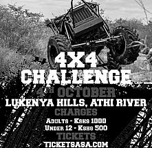 4x4 Challenge by 254x4