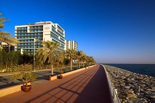 3 Nights Holiday at Aloft Palm Jumeirah Dubai ★★★★