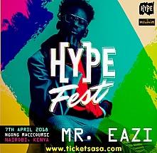 Hype Fest Mr Eazi