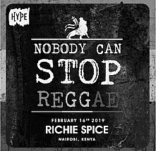 Nobody Can Stop Reggae: Richie Spice