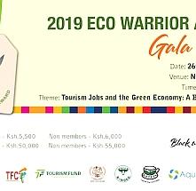 2019 Eco Warrior Awards Gala Dinner