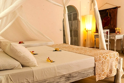 Beach Getaway to Seven Islands Resort Watamu