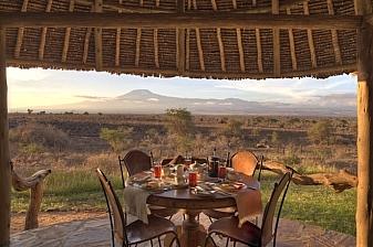 Safari Escape to Tortilis Camp