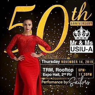 Mr & Miss USIU - A : 50th Anniversary