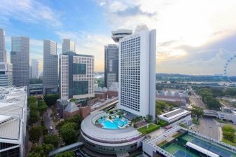 4 Days Escape to Pan Pacific Singapore