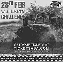 Wild Lukenya 4x4 Challenge