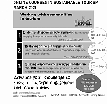 Working With Communities in Tourism