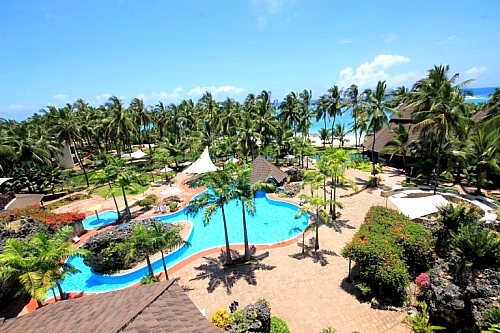 2 Days Flying Package to Diani Reef Beach Resort