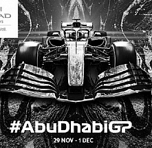 F1® Groups Deal in Abu Dhabi: 4 Nights