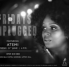 FRIDAY  UNPLUGGED