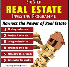 The 6 Steps Real Estate Investing Programme