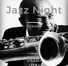 Friday Jazz with Tim Riungu