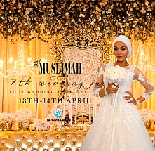 The Almuslimah 7th Wedding Fair