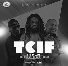 TCIF: Thank Capital its Friday