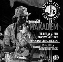 Thursday Experience: Makadem Live