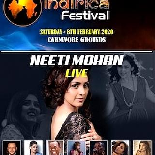 Indirica Concert 8th Feb 2020