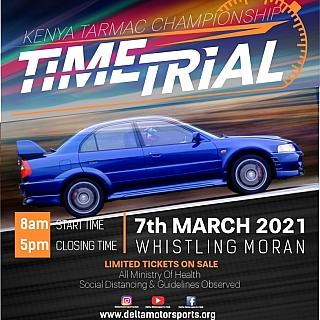 Kenya Tarmac Championship Time Trial