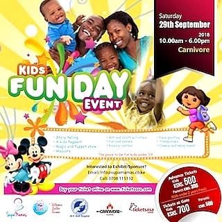 Kids Fun Day 2018